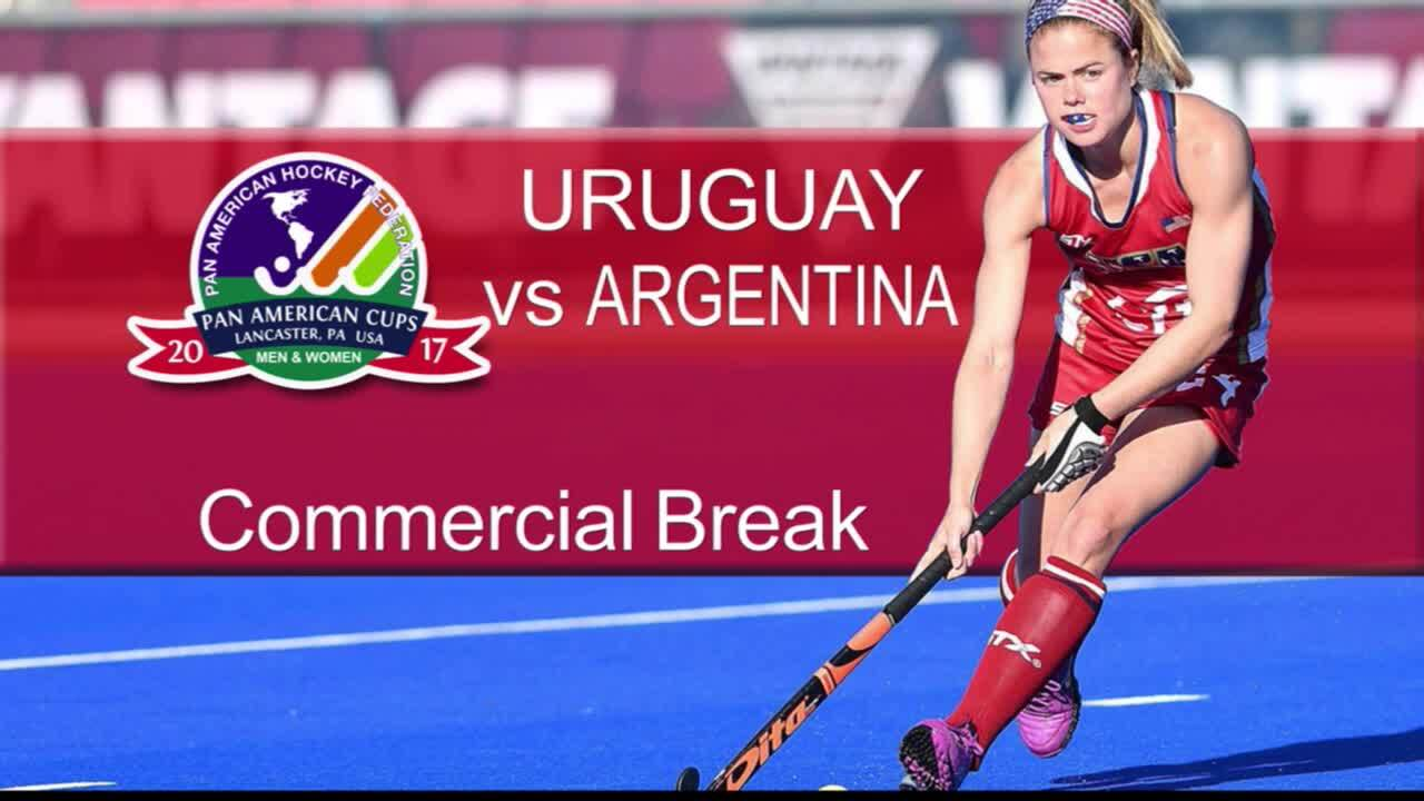 PAC Women - Uruguay vs. Argentina