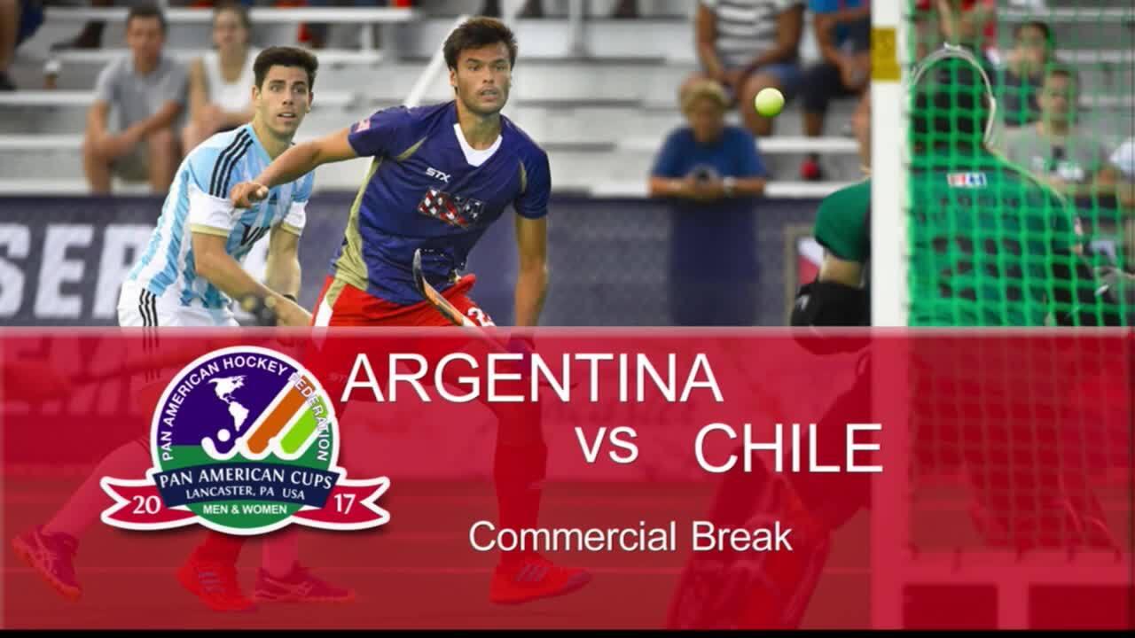 PAC Men - Chile vs. Argentina