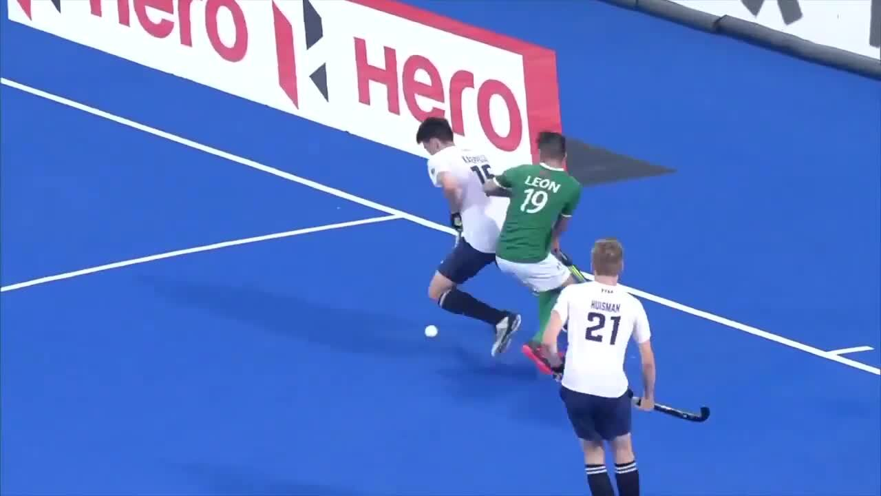2019 FIH Series Finals: USA vs. Mexico Highlights