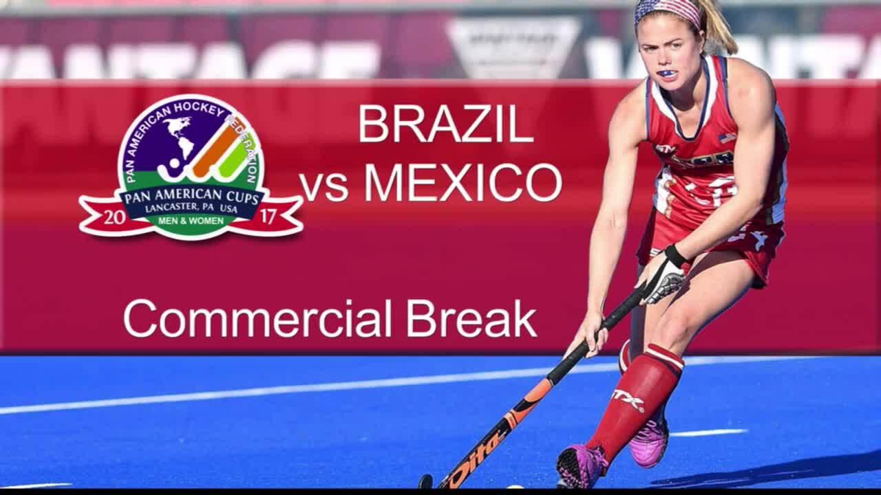 PAC Men - Brazil vs. Mexico