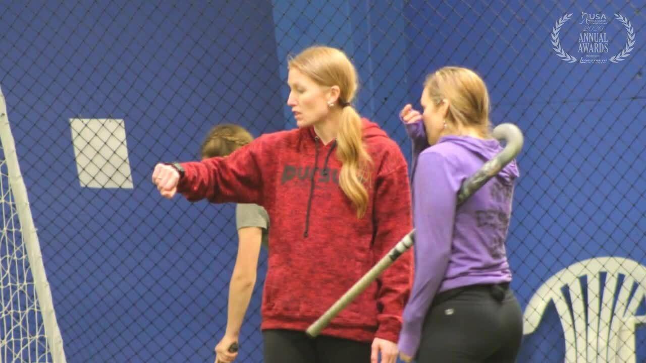 2020 USA Field Hockey Grow the Game Award - Rebecca Maciejewski