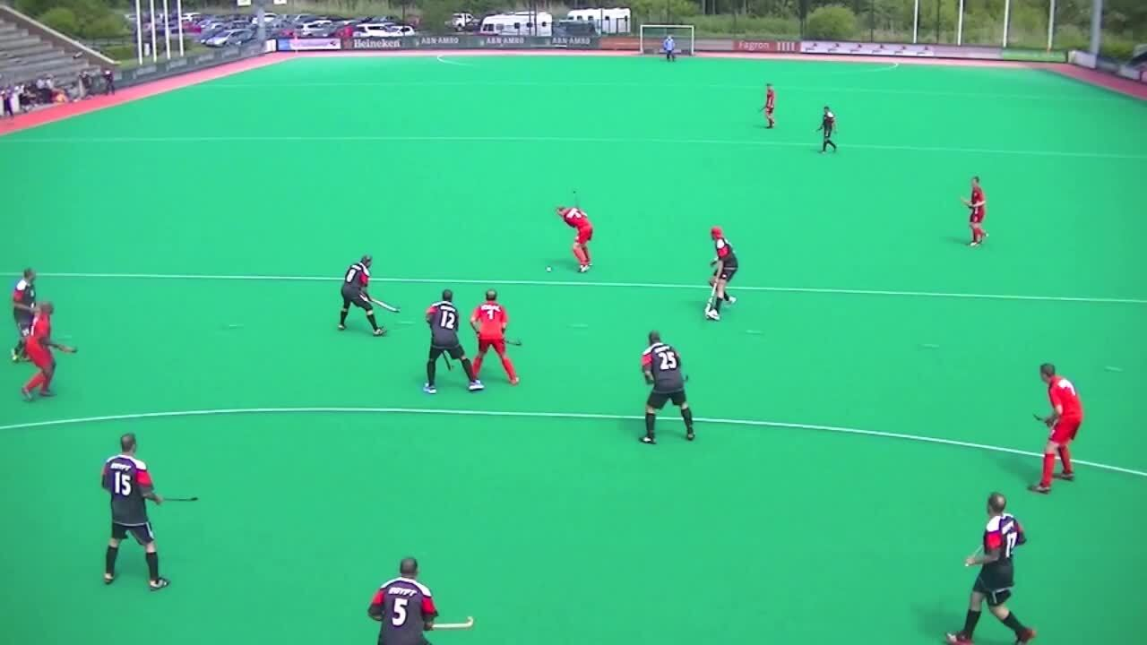O50 Men's Victory over Egypt