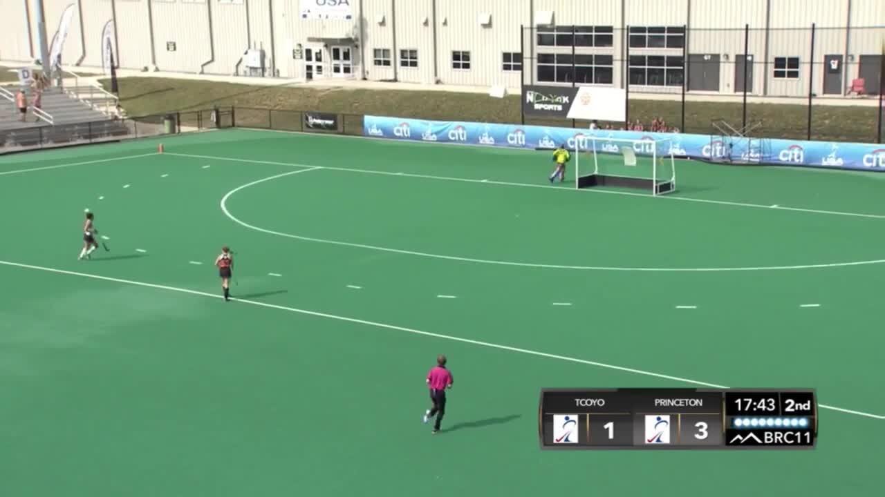U-19 NCC: 3rd/4th Game