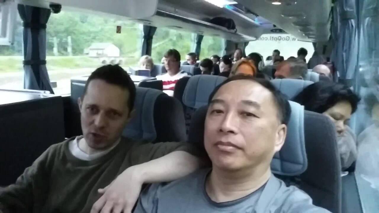 2014 European Para Trip