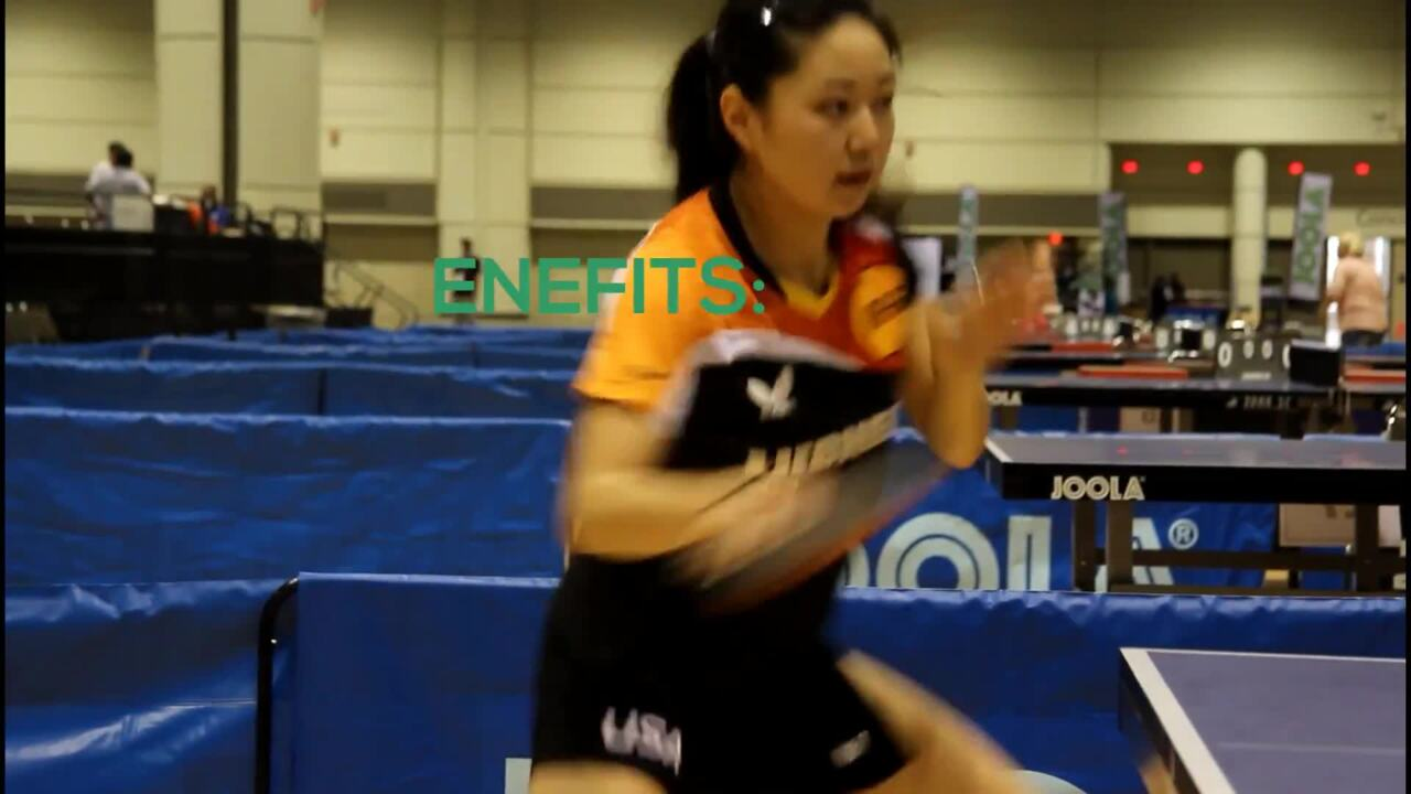 US Olympians Call for More Female Participation in Table Tennis