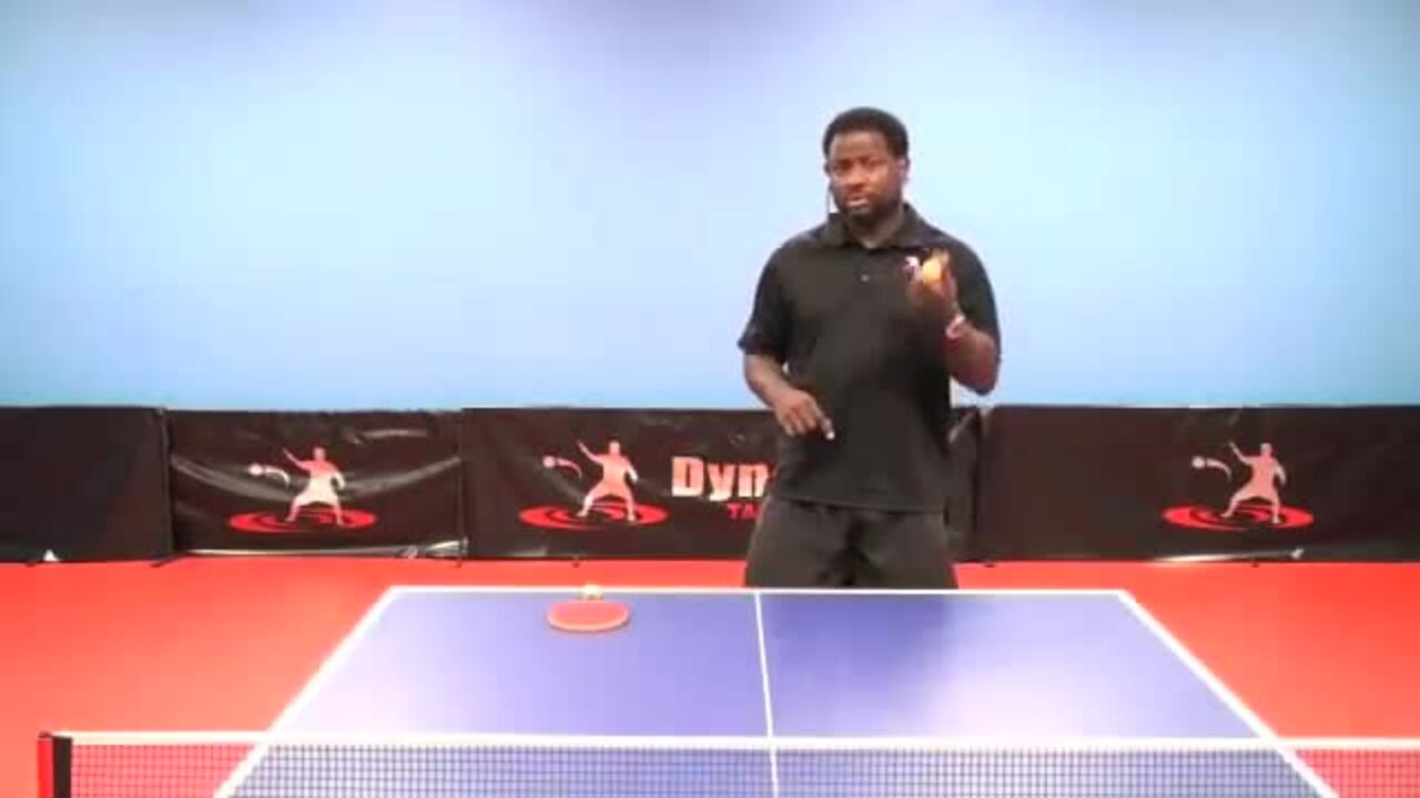 Rules of Table Tennis - Scoring System