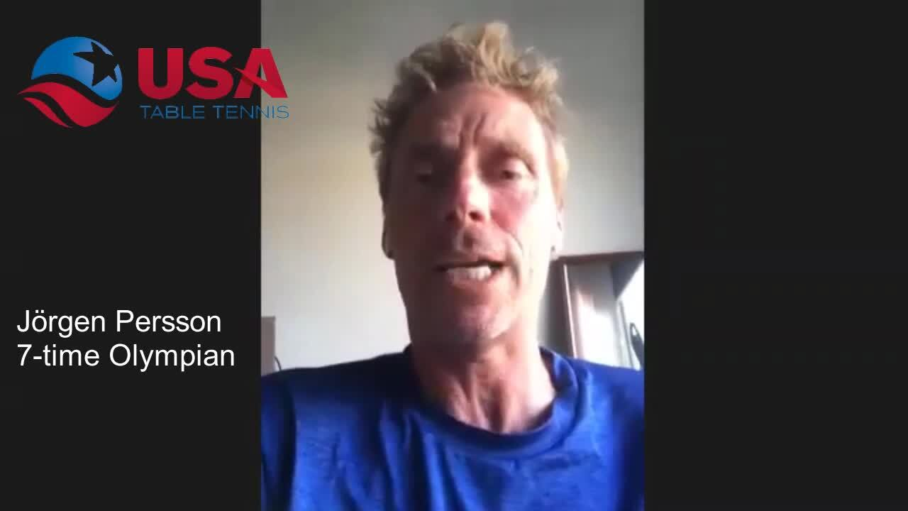 Ask the Champion  Interview Series - Jorgen Persson