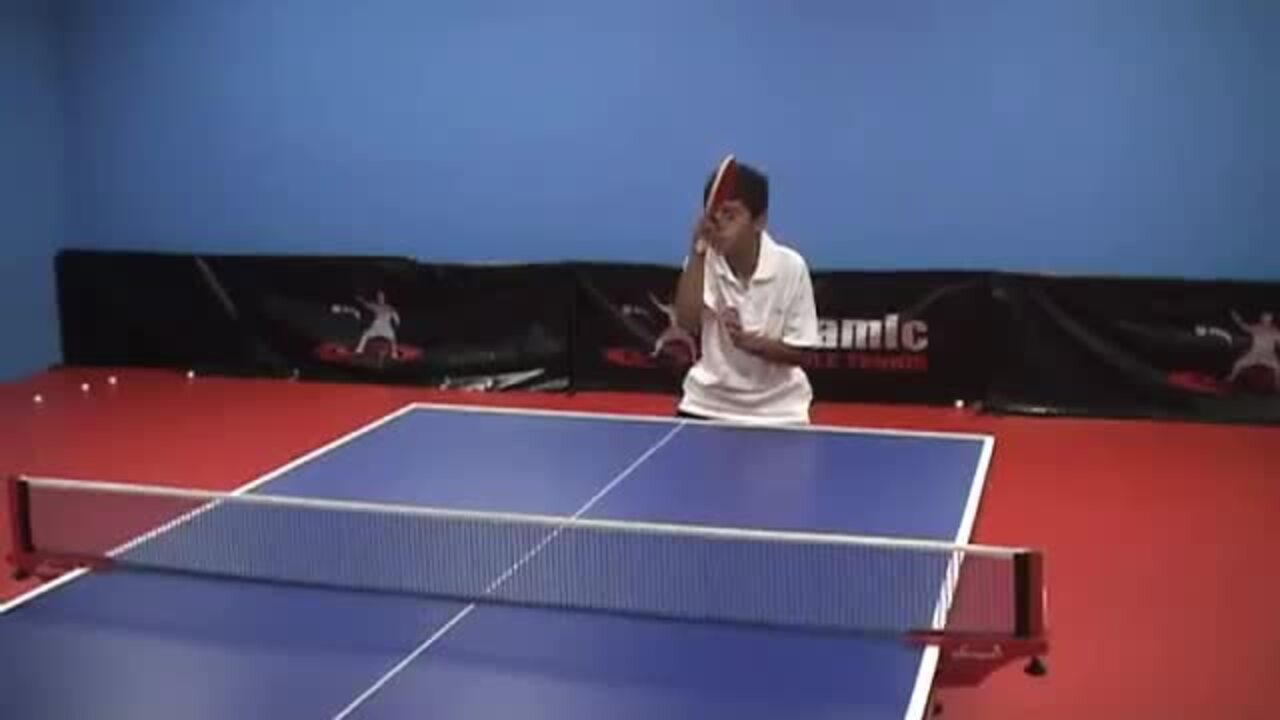 Learn to Play the Forehand Counterdrive with Brian Pace & USATT