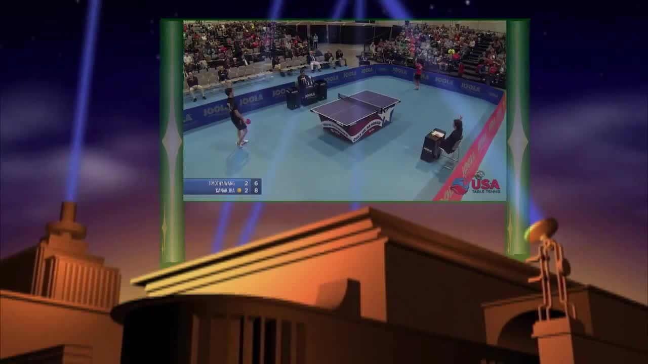 Welcome to USA Table Tennis