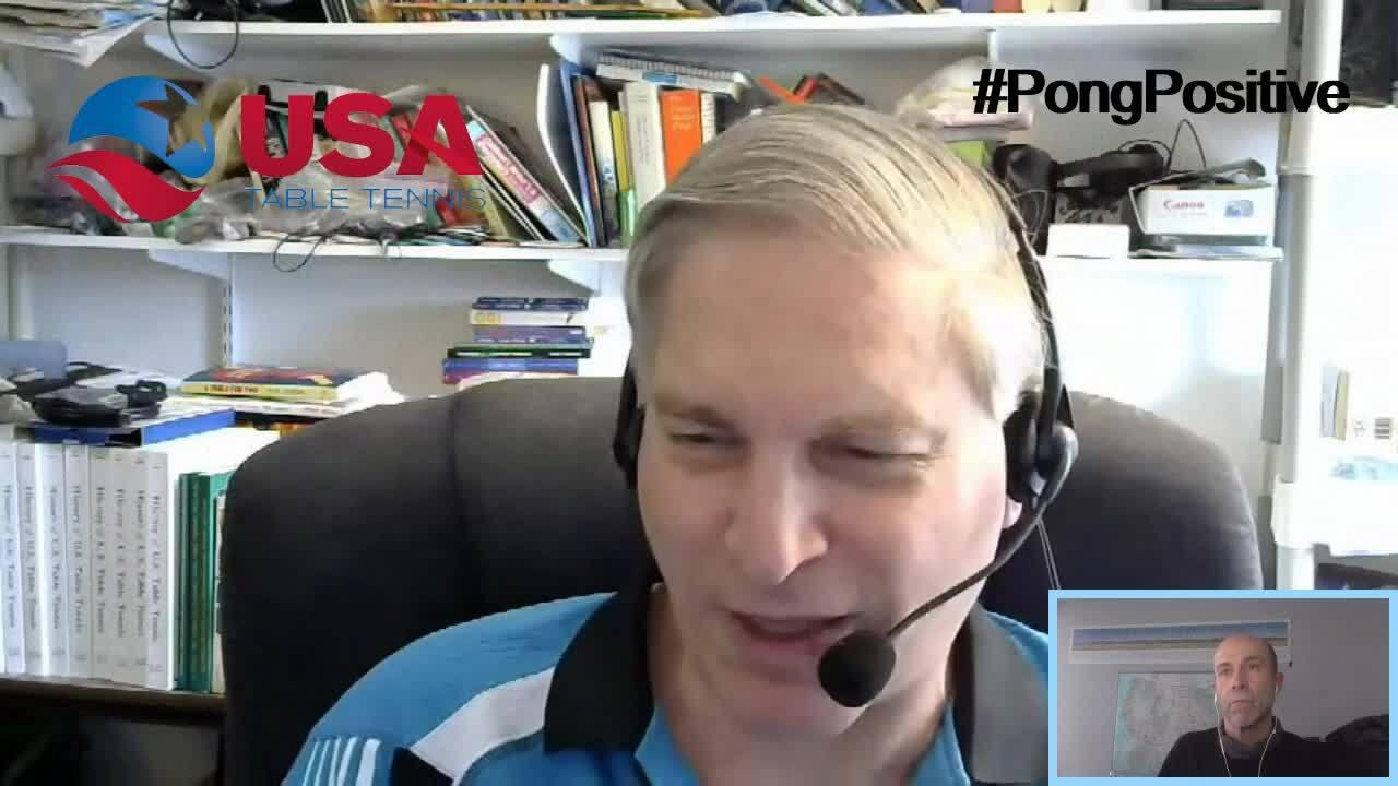 #PongPositive Interview Series - Larry Hodges