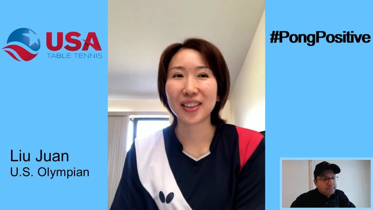 #PongPositive Interview Series - Liu Juan