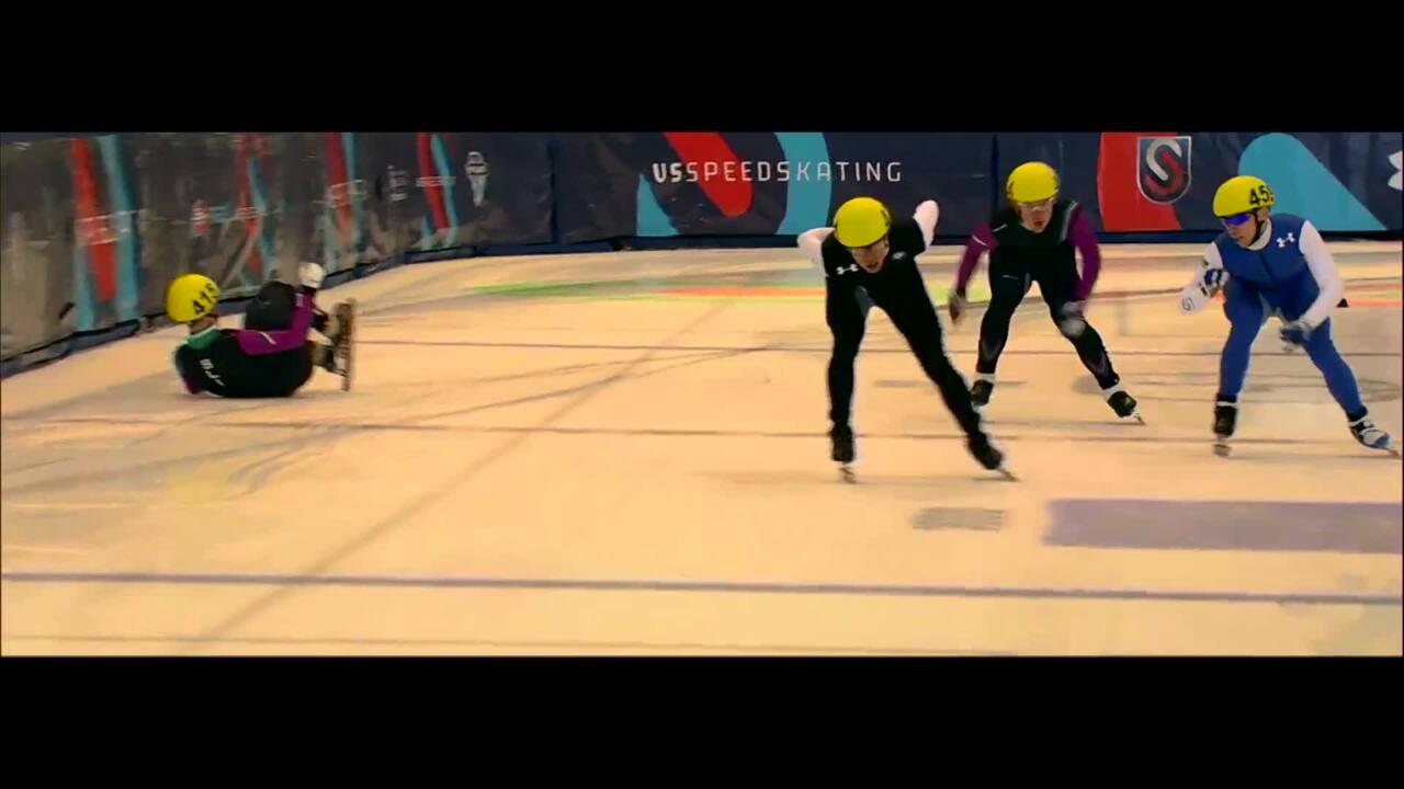 Apolo Ohno Invitational | November 21st | Team USA