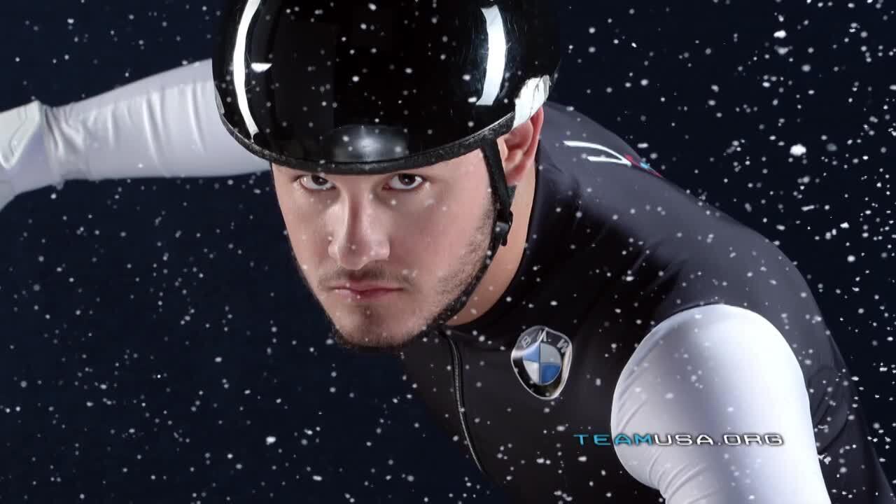 Athlete Spotlight: Short Track Speedskater Eddy Alvarez
