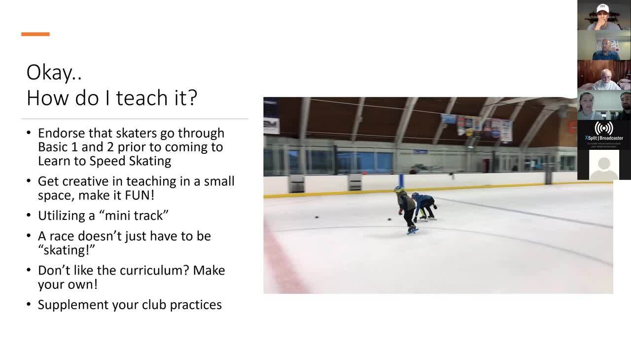 USS Coaches Webinar - Learn To Skate USA