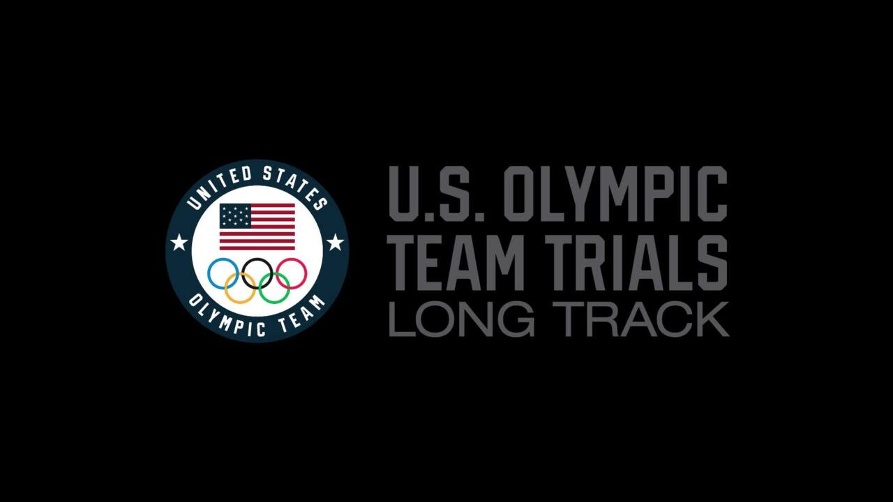 Guy Thibault U.S. Olympic Team Trials - Long Track