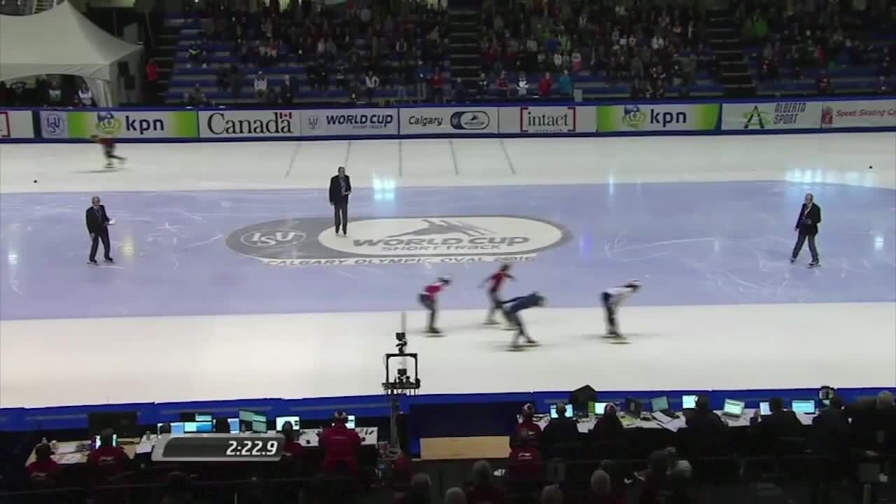 Short Track WC 1 & 2 Highlights