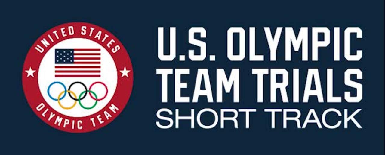 Aaron Tran - Day 2 500m (1) U.S. Olympic Team Trials