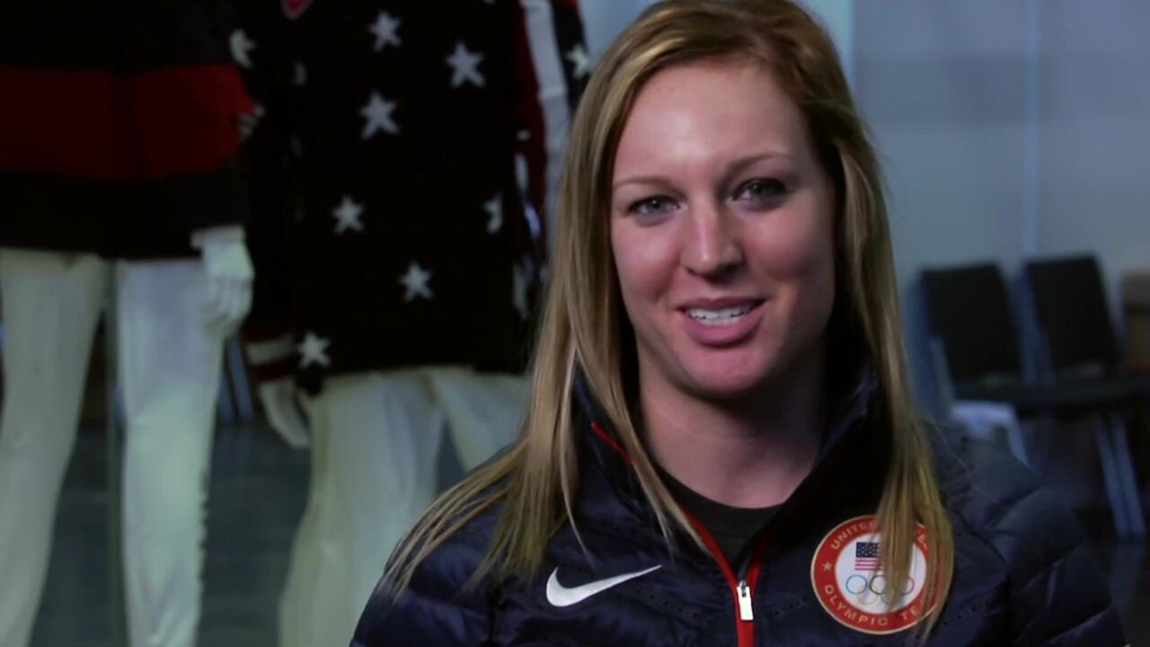 Kelly Gunther | My Sochi Story