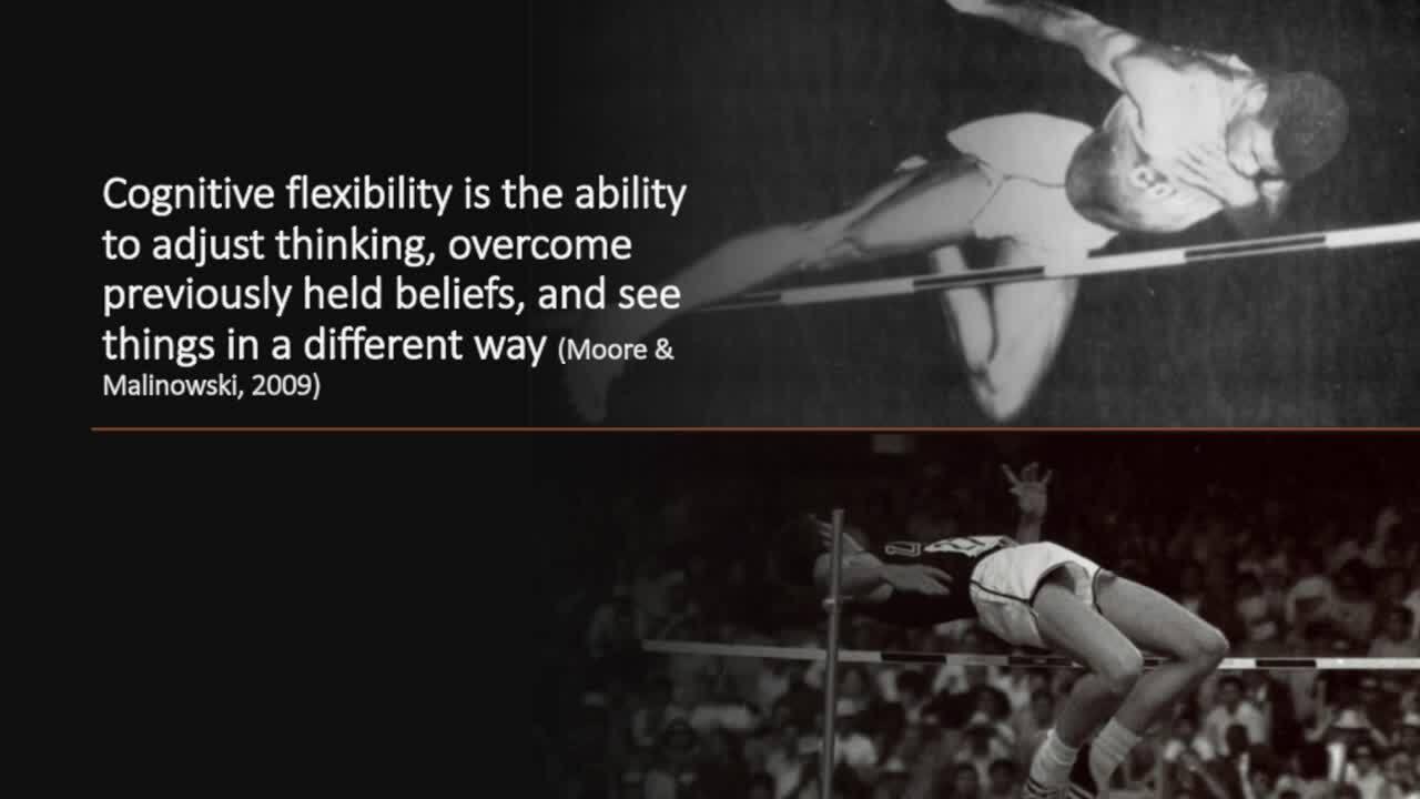 Dr. Galli- Cognitive Flexibility