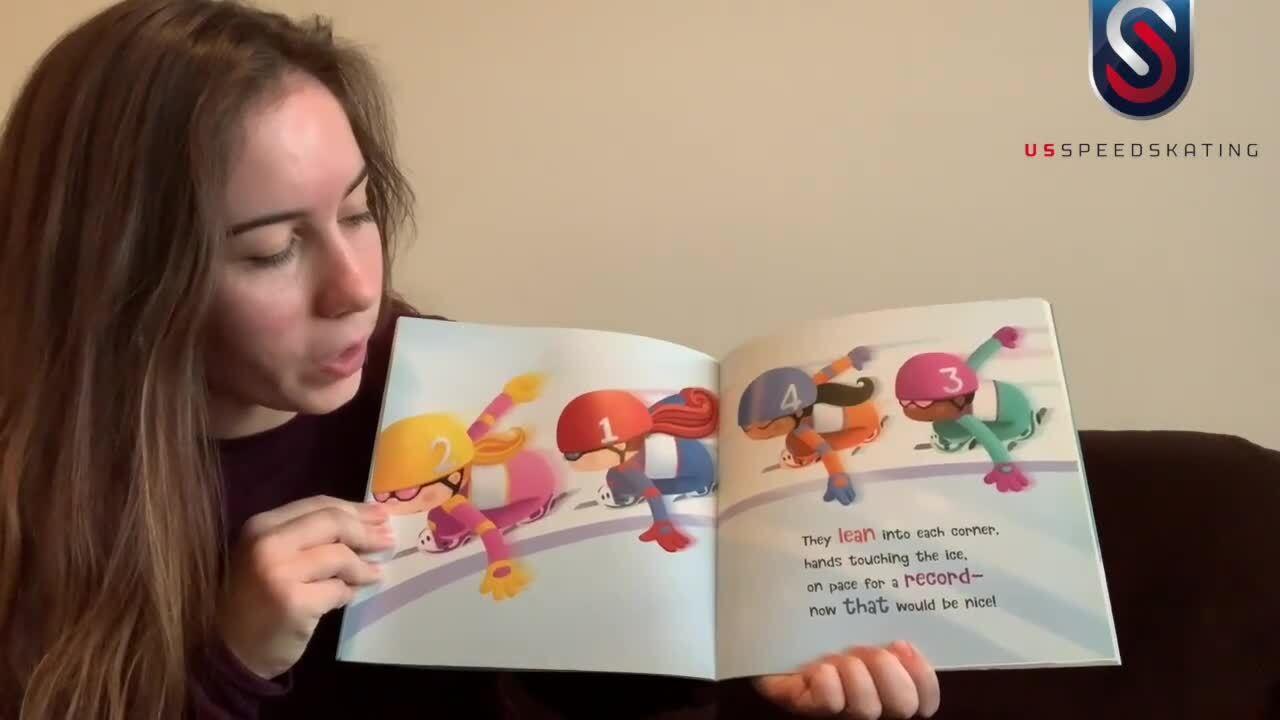 Julie Letai Book Read for Washington Elementary School