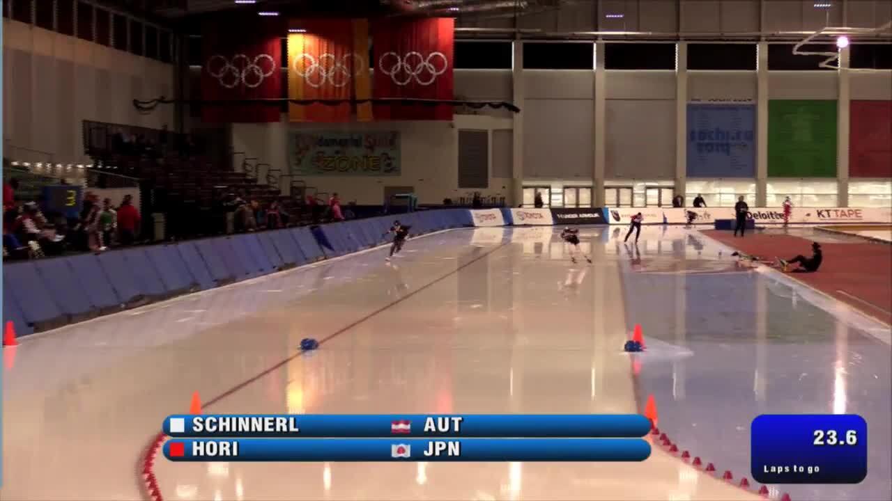Day 1 Junior World Championships - 500m & 1500m