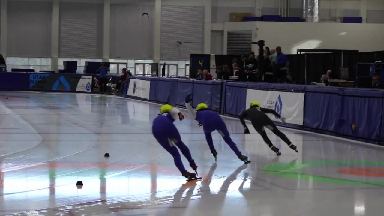2016-17 Short Track Fall World Cup Qualifiers
