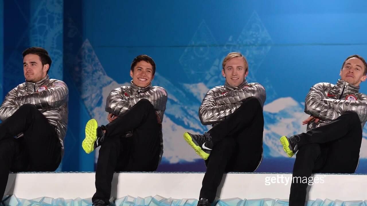 Short Track Relay Team Skates To Silver | Team USA In Sochi
