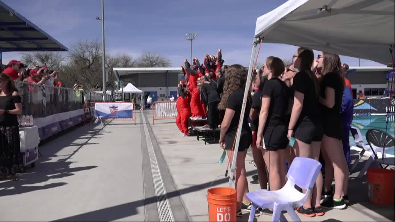 2018 COLLEGIATES Parade of Athletes and Team and Overall Awards