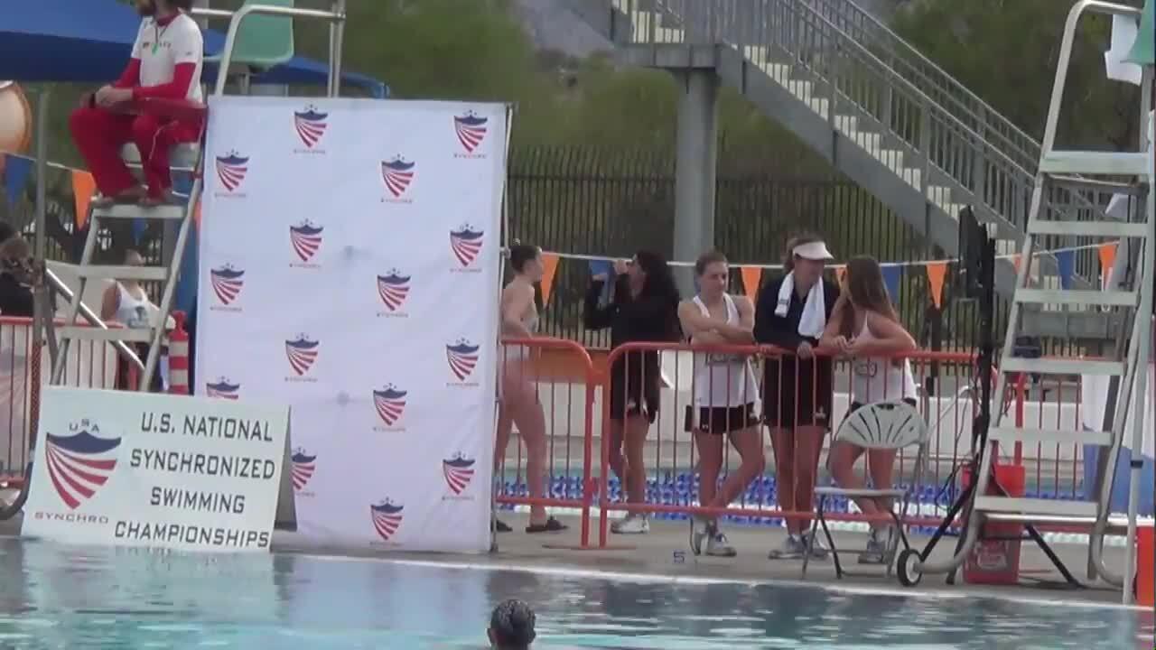 2018 SR NATL CHAMPIONSHIP Senior Free Solo Final