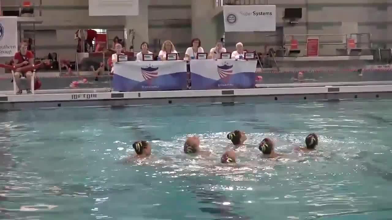2018 JOs 16-17 Team Final Day 8