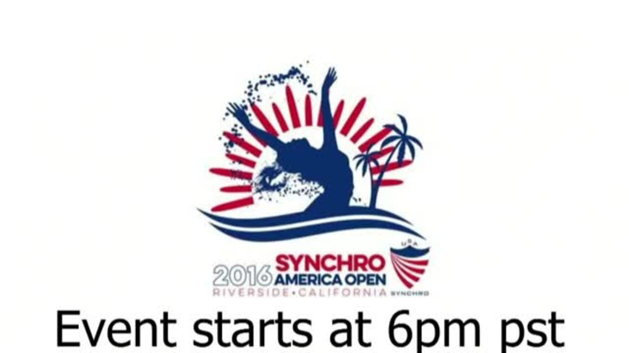 2016 SYNCHRO AMERICA OPEN july-15.mp4