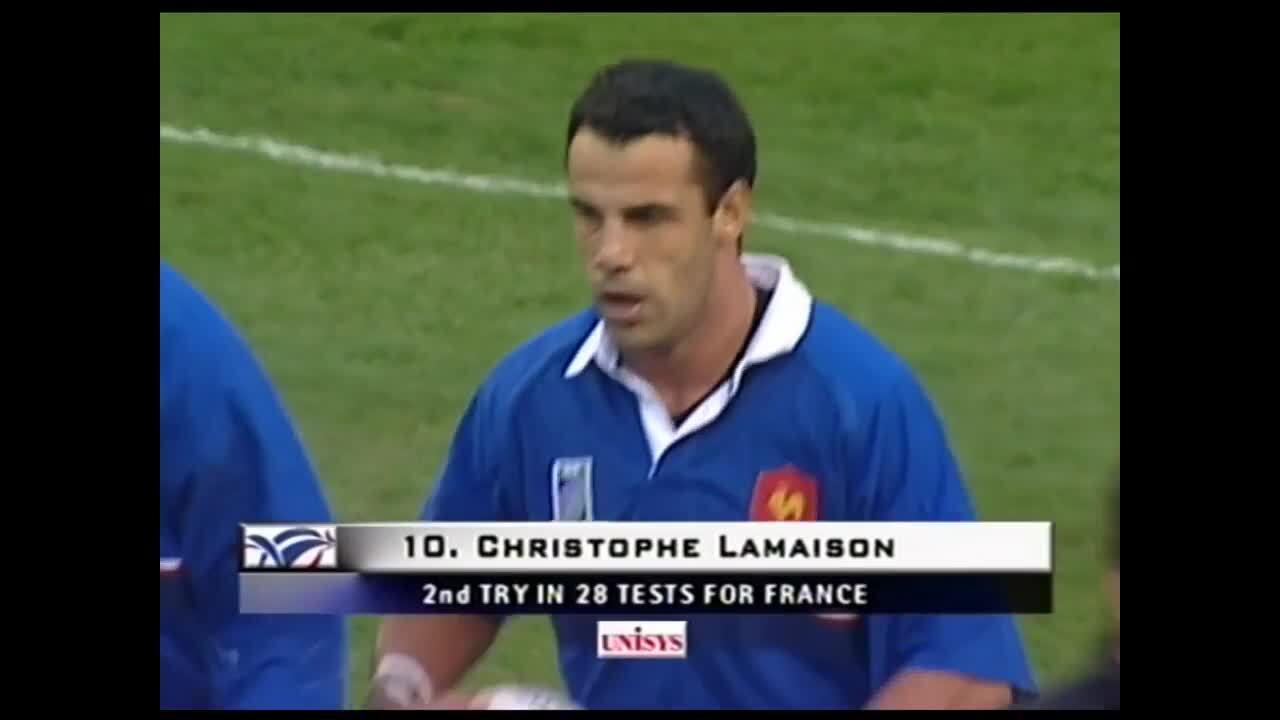 France Magic: Christophe Lamaison 1999