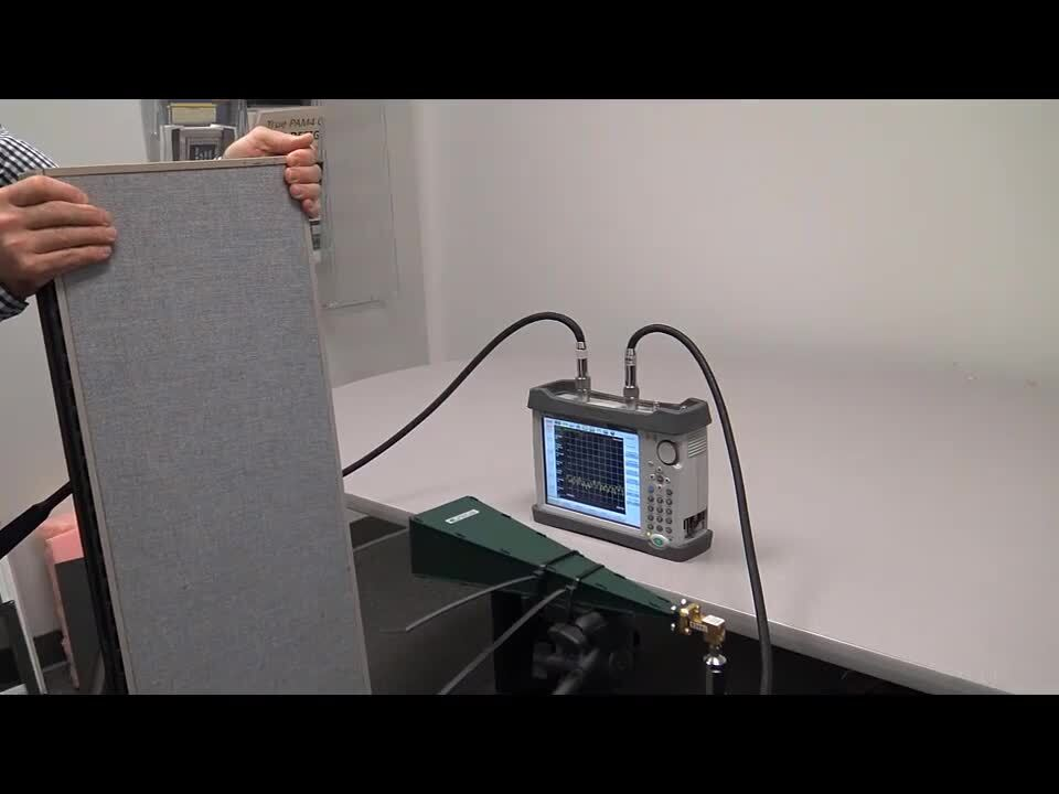 Measuring Insertion Loss of Common Building Materials at 5G FR2 Bands in the Field