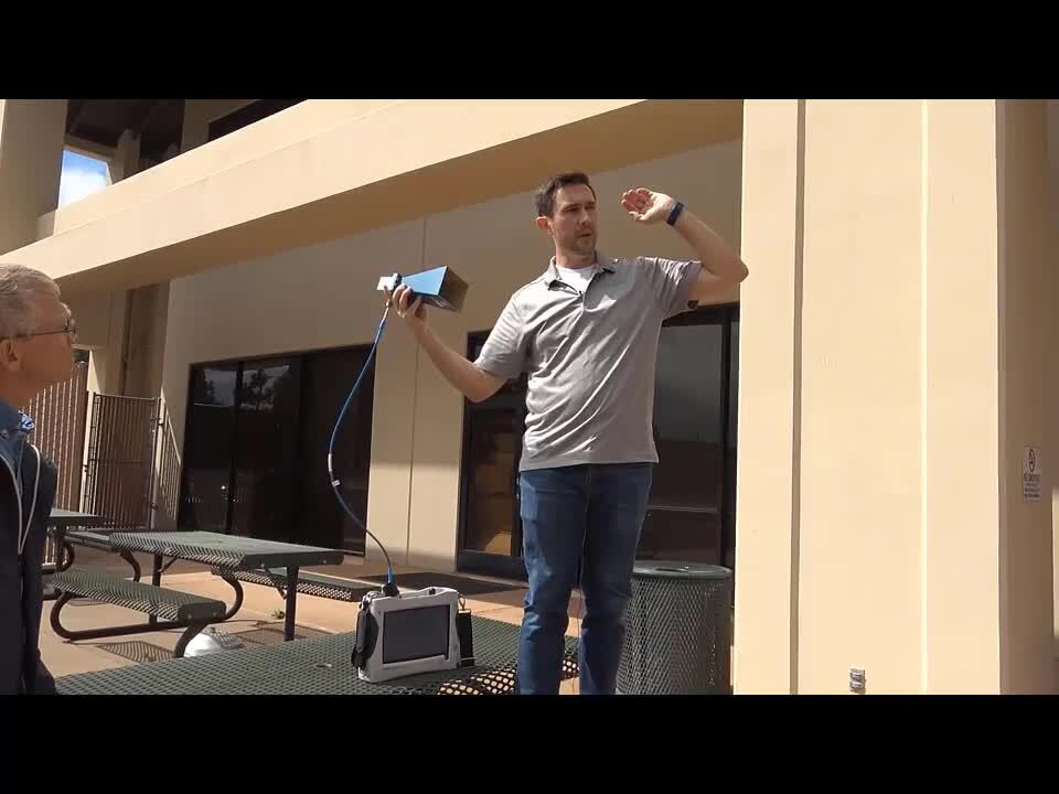 Field Master Pro MS2090A Interference Finder Demonstration
