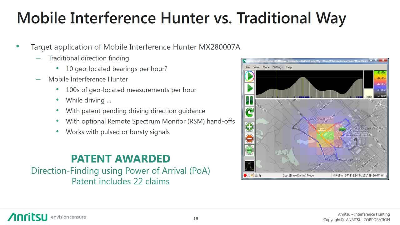 Interference Hunting and How to Find It - Part II