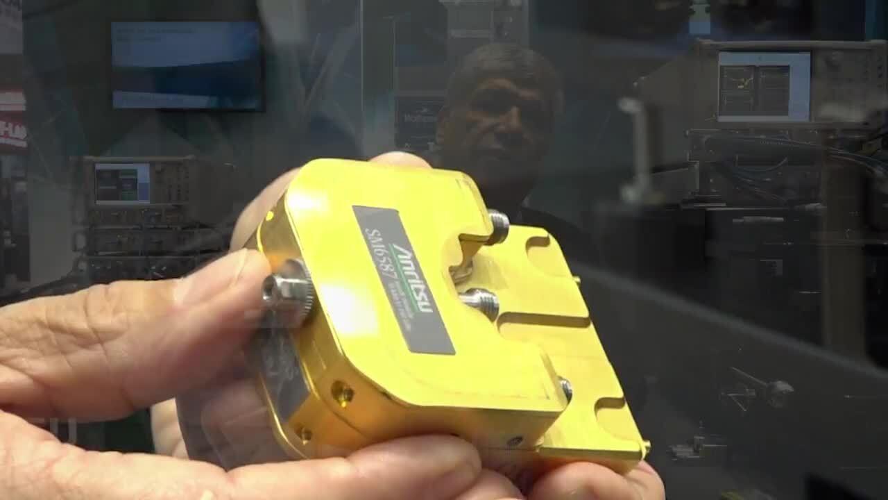 70 kHz to 220 GHz Single Sweep VectorStar VNA System Measurements
