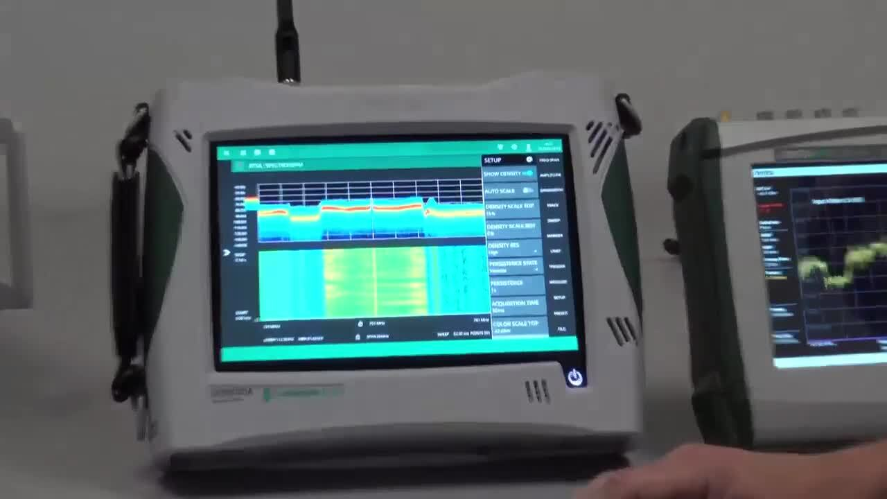 Field Master Pro MS2090A Real-Time Capabilities