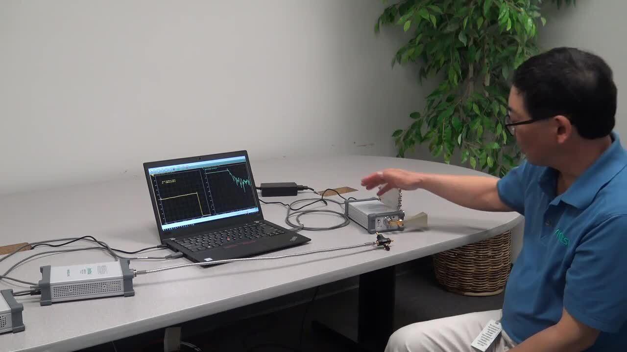 Introducing Vector Network Analyzer Shockline MS46131A 1-Port Modular