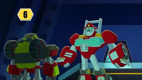 Top Teacher Tips! | Transformers Rescue Bots Academy