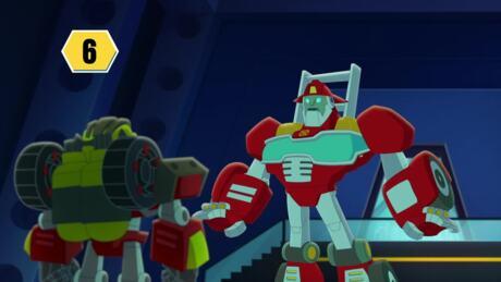Top Teacher Tips!   Transformers Rescue Bots Academy