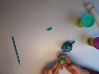 Play-Doh: Puppy Time Lapse