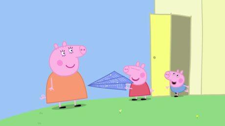 Peppa Pig: El İşi Etkinliği Sahneleri 1