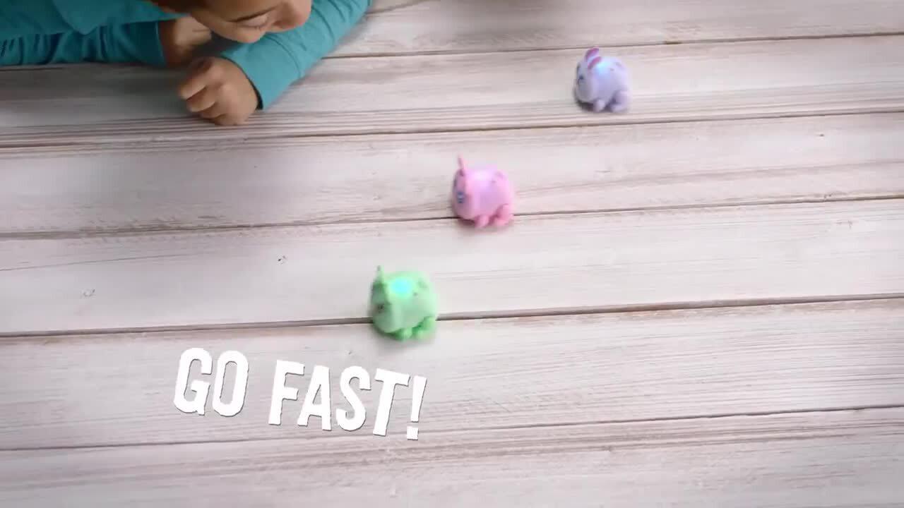Yellies! Bunnies