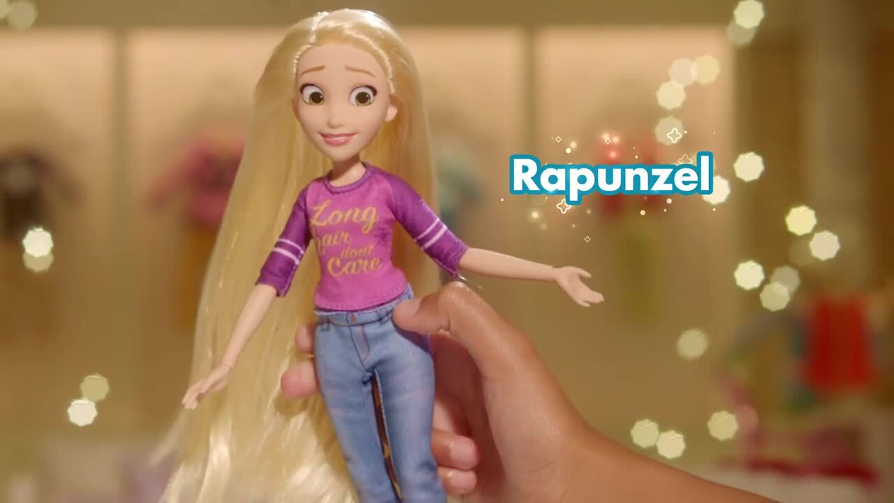 Chillen mit der Disney Prinzessin Comfy Squad