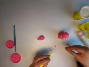 Play-Doh: Easter Bunny Time Lapse