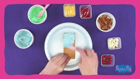 Peppa Pig: Live Act - Make a Snackable Home
