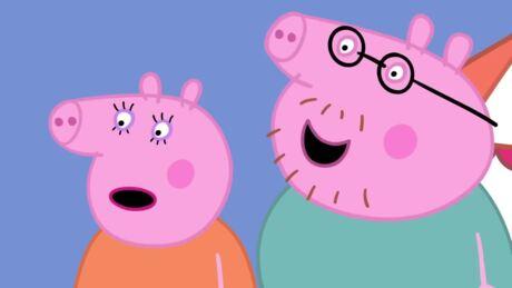 Peppa Pig: El İşi Etkinliği Sahneleri 5 - Ejderhalar Yapıyoruz