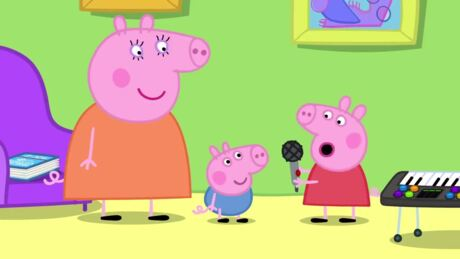 Peppa Pig: Episodic - Making Funny Music: Fun Activities