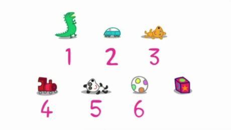 Peppa Pig: Sayıları Öğreniyoruz