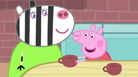 Peppa Pig: El İşi Etkinliği Sahneleri 3